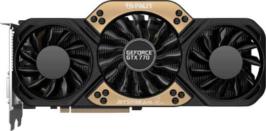 Palit GeForce GTX 770 Jetstream