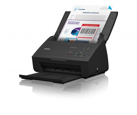 Brother Extends Portfolio with Innovative Mobile and Desktop Scanners