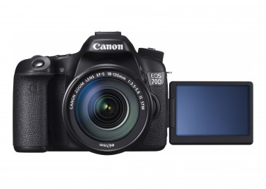 Canon Unveils The EOS 70D