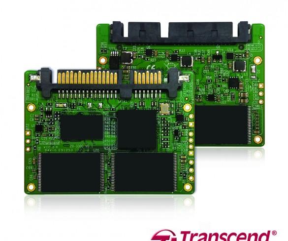 Transcend Releases Fastest Half-Slim SATA III 6Gb/s Solid State Drive