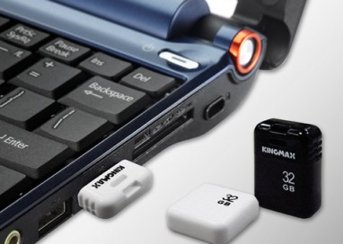 Kingmax Intros Mini Waterproof Flash Drive