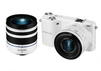 Samsung Introduces Samsung SMART Camera NX2000