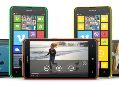 Nokia Unveils The Lumia 625