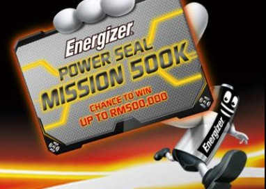 Energizer Rewards Its Fans