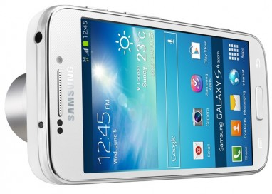 Samsung Launches The GALAXY S4 Zoom