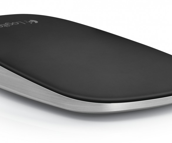 Logitech Introduces Ultrathin Touch Mouse