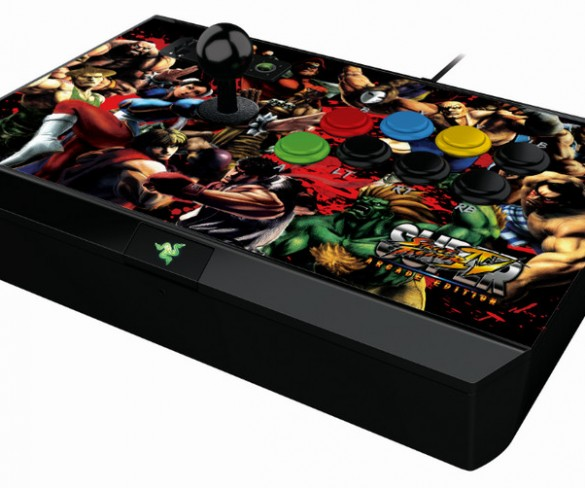Razer Backs Fighting Games
