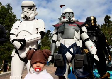 LEGO Star Wars Day Now Open To Public