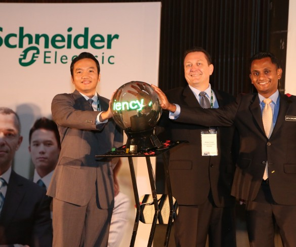 Schneider Electric Launches Xperience Efficiency 2013