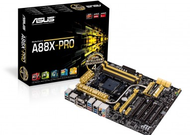 ASUS Malaysia Launches Three Motherboards with Socket FM2+ for New AMD APUs