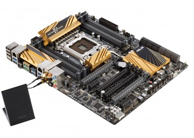 ASUS Announces X79-Deluxe Motherboard For New Intel Core i7 Processors