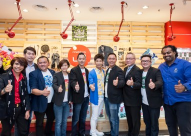 Ninetology Launches Flagship Touch Point at Plaza Low Yat