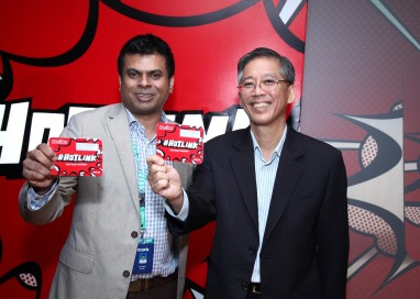 Maxis Launches #Hotlink Prepaid Plan