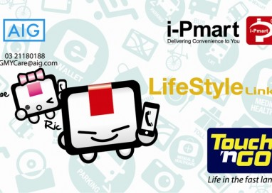 i-PMart Lifestyle Launches i-PMart Lifestyle Link Card
