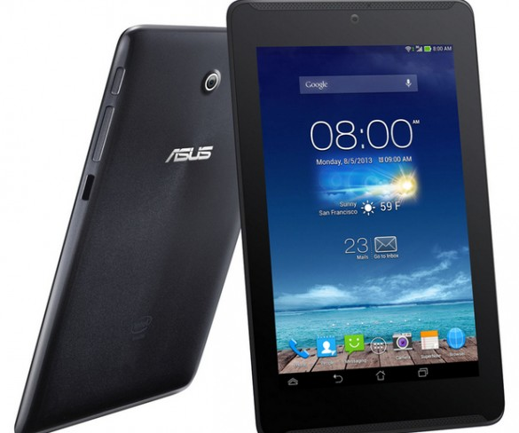 ASUS Launches Next-gen Fonepad 7