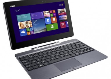 Transformer Book T100 Hits Store Shelves