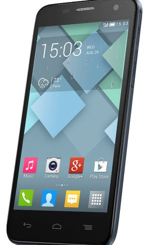 Alcatel Launches ONE TOUCH IDOL MINI