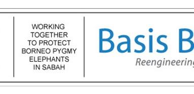 Basis Bay Partners WWF-Malaysia to Save Borneo Pygmy Elephants