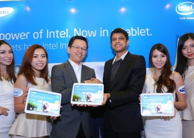 Intel Powers New GALAXY Tab 3 10.1