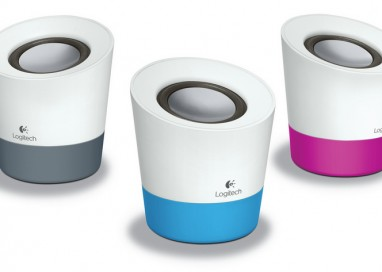 New Speakers from Logitech