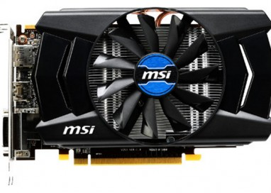 MSI Unveils AMD Graphics Card Lineup