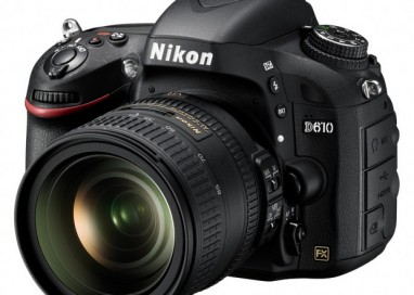 Nikon Announces the D610