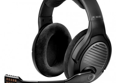 Sennheiser Releases PC 350SE & PC363D Gaming Headsets