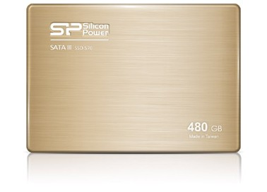 SP/Silicon Power Lunches 7mm SSDs