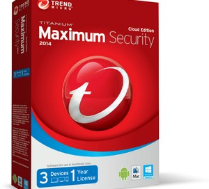 Trend Micro Launches Titanium Maximum Security 2014