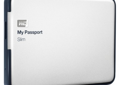 WD Ups Slim Drive to 2TB