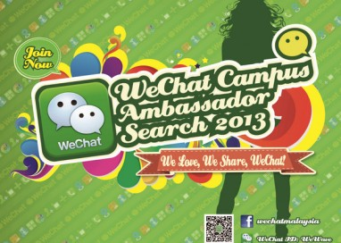 WeChat Launches Ambassador Search