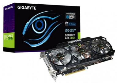 Gigabyte Announces Custom GTX 780 Ti