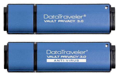 Kingston Ships DataTraveler Vault Privacy 3.0