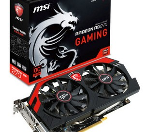 MSI Launches R9 270 Gaming