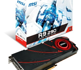 MSI launches Radeon R9 290 4GD5