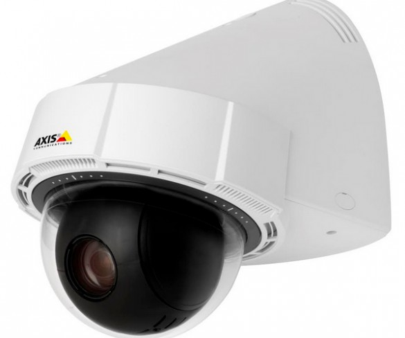 AXIS Launches 1080p PTZ Camera