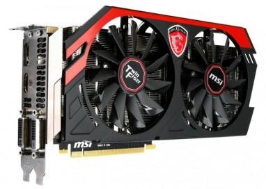 MSI Unveils GTX 780Ti GAMING