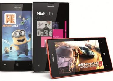 Lumia 525 In Stores Tomorrow (20/12/13)