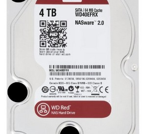 Review: Western Digital Red 4TB Hard Disk