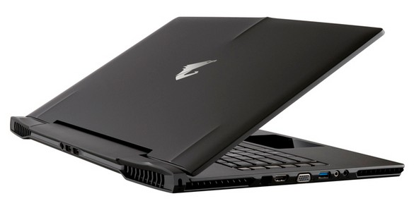 Aorus Launches Slimmest & Lightest SLI Gaming Notebook
