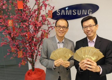 Samsung Launches CNY 2014 Giveaways