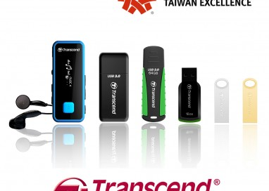 Transcend Wins Taiwan Excellence Award