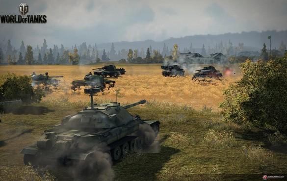 World of Tanks Hits New Milestone