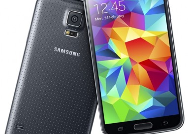 Samsung S5 Announced