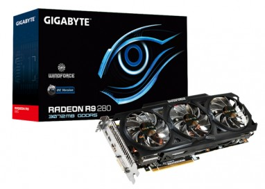 Gigabyte Launches Two New AMD GFX Cards