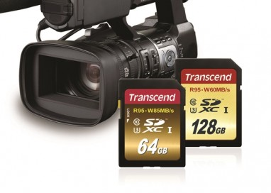 Transcend Launches U3 Cards