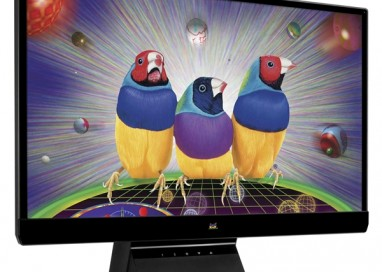 ViewSonic Introduces 4 IPS monitors