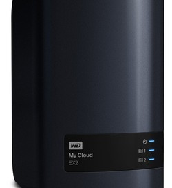 WD Intros 2-bay Prosumer Cloud Storage