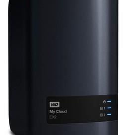 WD Intros 2-bay Prosumer Cloud Storage
