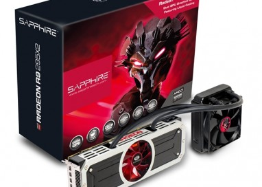Sapphire R9 295X2 And R9 295X2 OC